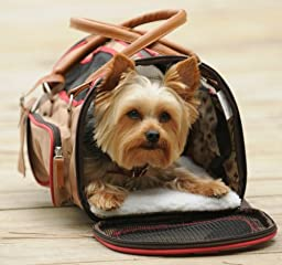 Sherpa Element Duffle Pet Carrier, Small