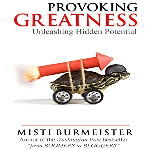 Provoking Greatness Audiobook
