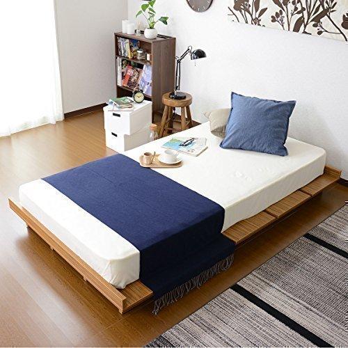 すのこベッドを簡単DIY♪安くておしゃれなアレンジ実例をご紹介