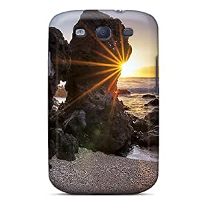 Hot Style IywnLLm748HjUNZ Protective Case Cover For Galaxys3(sunrays)