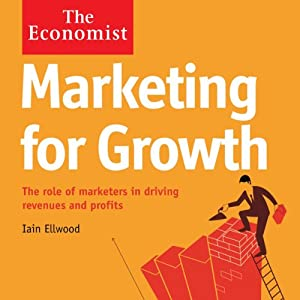 Marketing for Growth Audiobook
