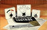 Vintage Advertising Postcard: Contact Meter-Relays - Assembly Products, Inc. Advertising