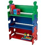 Kidkraft Puzzle Book Shelf   Primary