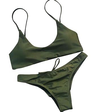 0416016acd3 Swimsuit XS For Petite Women Push-Up Padded Bra Beach Bikini Set Sexy  Ladies Swimwear