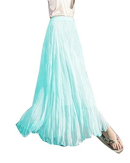 Faldas para Mujer Casual Verano Falda De para Moda Mujer Ropa ...