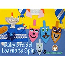 Baby Dreidel Learns to Spin