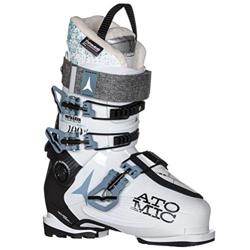 (Atomic Woman's Waymaker Carbon 100 Ski Boots 2017 , 24.0)