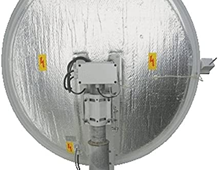 Dct Delta - Sath 100g, Antena parabólica compensar con ...