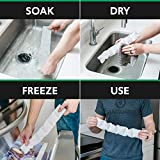 ThermaFreeze Reusable Ice Pack Sheets for
