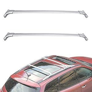 Wonderful ALAVENTE Bolt On Roof Rack Cross Bars For 2013 2014 2015 2016 2017 Nissan  Pathfinder (Pack Of 2, Silver)