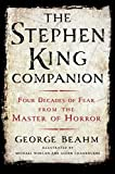 img - for The Stephen King Companion: Four Decades of Fear from the Master of Horror by George Beahm (2015-10-06) book / textbook / text book