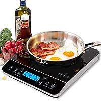 Duxtop LCD 1800-Watt Portable Induction Cooktop...