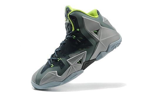 Lebron Soldier IX GS Zapatillas de Baloncesto del Hombre: Amazon ...