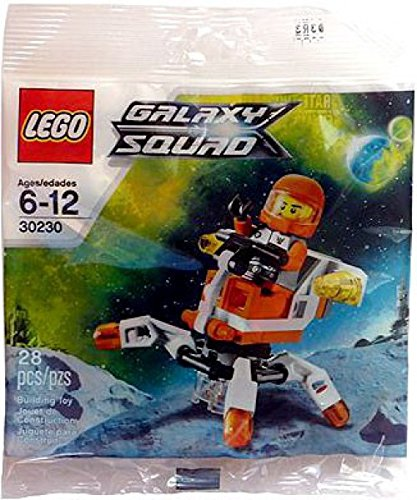 Lego Galaxy Squad Mini Mech (30230)