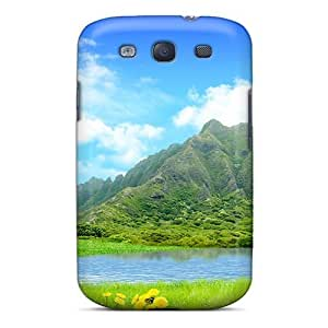 Tpu TuhJDid5684GNFyz Case Cover Protector For Galaxy S3 - Attractive Case