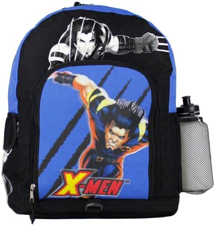Marvel Wolverine of X-Men Large Full Size Backpack