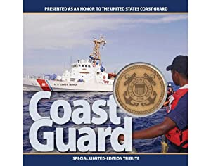 Coins of America Coast Guard Challenge Coin by Coins of America