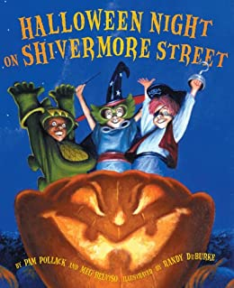 Halloween night on shivermore street kindle edition by meg belviso halloween night on shivermore street by belviso meg pollack pam fandeluxe Choice Image