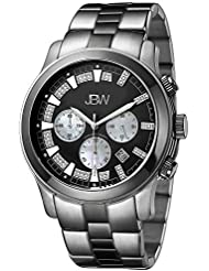 JBW Mens JB-6218-A Delano Two-Tone Chronograph Diamond Watch