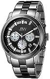 JBW Men's JB-6218-A Delano Two-Tone Chronograph Diamond Watch