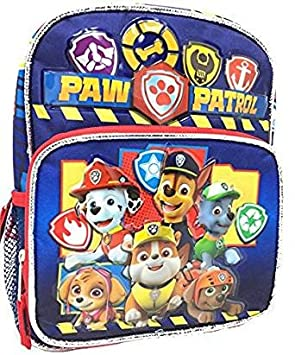332b5ed65c8 Image Unavailable. Image not available for. Colour: Paw Patrol Mini Backpack  Team ...