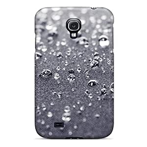 Defender Case For Galaxy S4, Water Beads Pattern