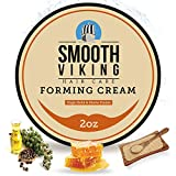 Smooth Viking Forming Cream for Men, High Hold