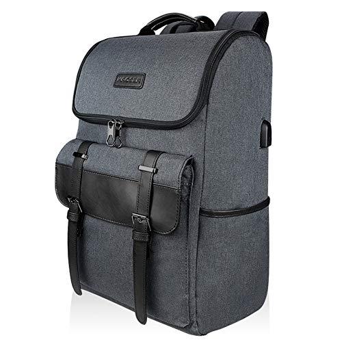 7561fc7946 KROSER Laptop Backpack 17.3 inch Computer Backpack School Backpack Laptop  Bag Water-Repellent Casual Daypack