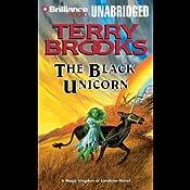 The Black Unicorn: Magic Kingdom of Landover, Book 2   Terry Brooks