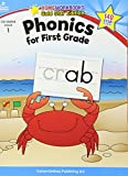 Phonics for First Grade, Grade 1: Gold Star Edition (Home Workbooks)