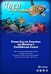 Loco Gringo has created a series of travel guides written by locals who live in the Riviera Maya and Yucatan. These travel guides give you many options to explore local cultural sites, activities, historical towns and regional foods. Dive or ...