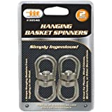 IIT 30540 Hanging Basket Spinners, 2-Piece