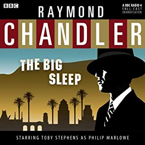 Raymond Chandler: The Big Sleep (Dramatised) Radio/TV Program