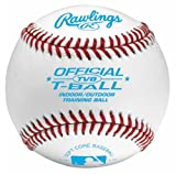 Rawlings T-Ball Training Baseballs, 12 Count, TVB
