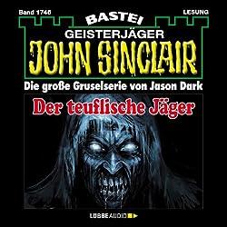 Der teuflische Jäger (John Sinclair 1746)
