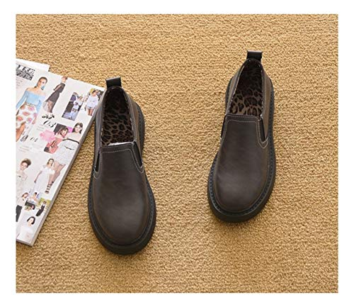 Guisantes WULIFANG Inferior C Suave Plaza Ni Casual Zapatos Las as Brisa Superficial qrqzF