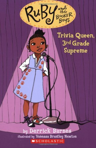 Ruby and the Booker Boys #2: Trivia Queen, 3rd Grade Supreme
