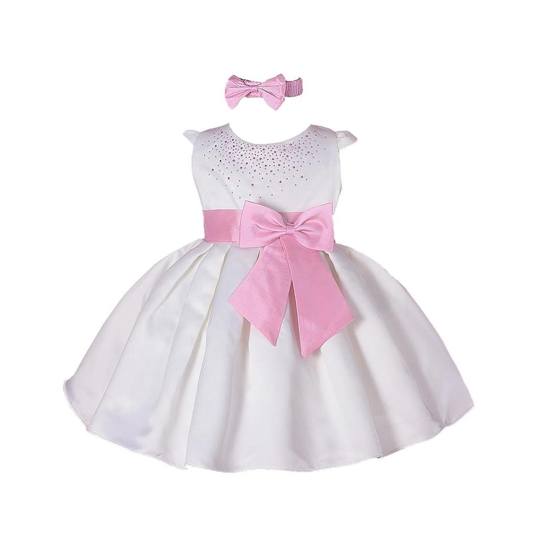 d40be0cfbf Barato Lito Angels - Vestido - para bebé niña - www.dlxshop.top