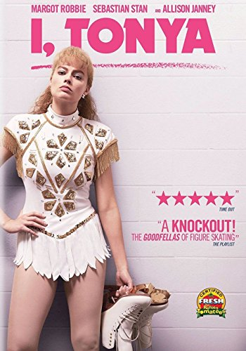 I, Tonya (DVD 2018) Biography, Comedy, Drama Brusco US