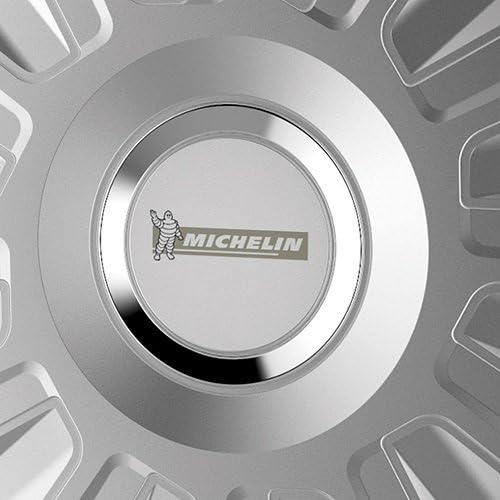 Michelin 92002 Radzierblenden-Set Modell 43RC mit 15 Zoll 4-teilig 38.10 cm