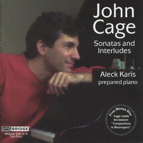 Records Cage - John Cage: Sonatas and Interludes for Prepared Piano