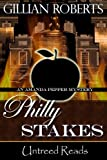 Front cover for the book Philly Stakes by Gillian Roberts