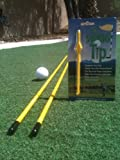 """""""The SwingTip"""" Golf Swing Plane Trainer and Alignment System. Swing """"on plane"""" Lose those fat or thin approach shots! Free Shipping!"""