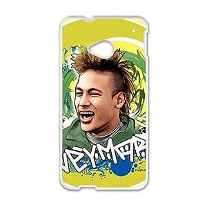 Happy Neymar Brazil Phone Case for HTC One M7