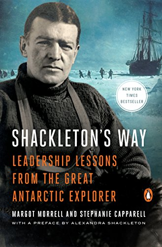 Amazon shackletons way leadership lessons from the great shackletons way leadership lessons from the great antarctic explorer by morrell margot fandeluxe Gallery