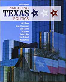 Texas Politics / Edition 12