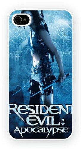 Resident Evil, iPhone 5 5S, Etui de téléphone mobile - encre brillant impression