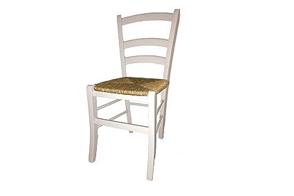 Sedie In Legno Colorate : Sedia paesana seduta paglia laccata colorata sedie in legno
