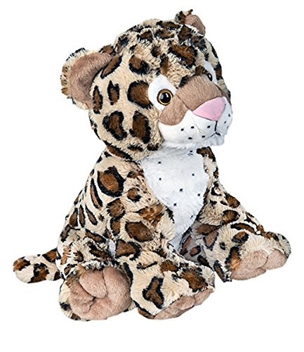 Stuffems Toy Shop Record Your Own Plush 8 inch Cheetah - Ready 2 Love in a Few Easy Steps