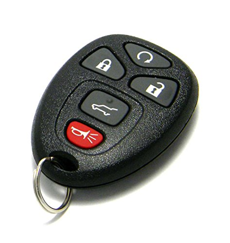 Gm Keyless Entry Remotes - OEM Electronic GM Keyless Entry Remote (FCC ID: OUC60221 OR OUC60270 / P/N: 22936101)